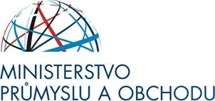 Logo - Ministerstvo průmyslu a obchodu