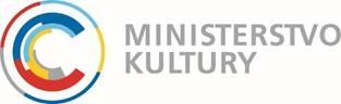 Logo - Ministerstvo kultury