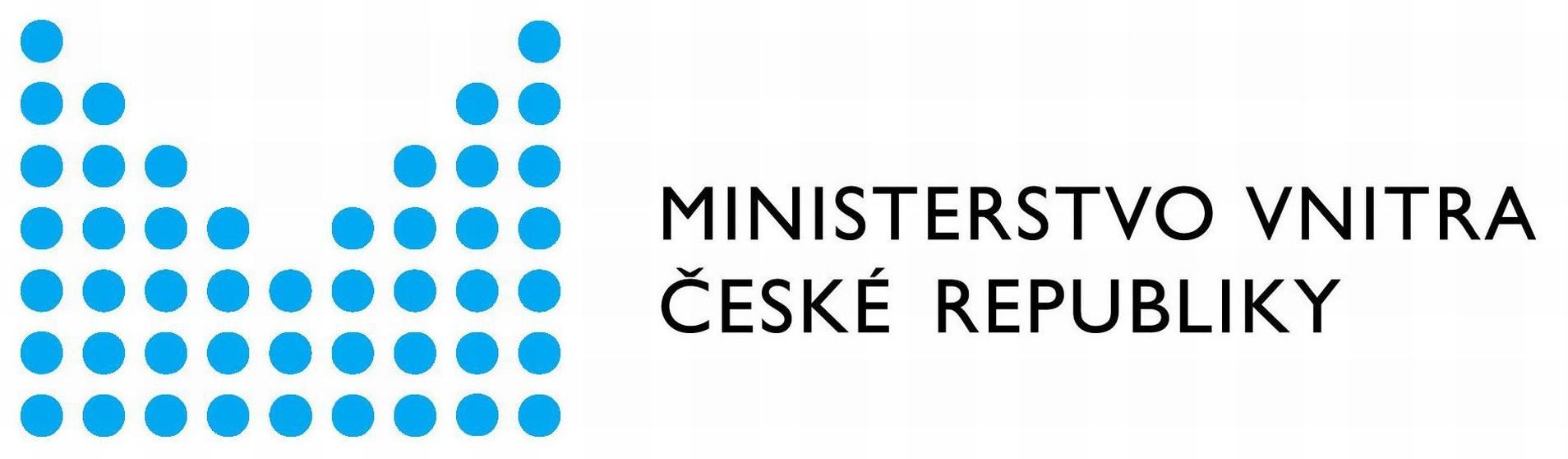 Logo - Ministerstvo vnitra